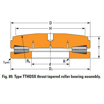 Screwdown Bearing 172 TTSX 934