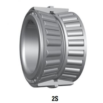 Bearing Tapered roller bearings spacer assemblies JHM807045 JHM807012 HM807045XS HM807012ES K518781R