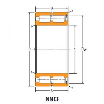 Bearing needle roller bearings Ta4022v na6918