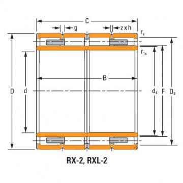 Bearing 600rX2643B
