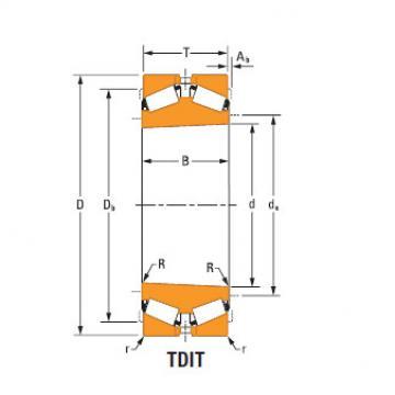 Bearing Roller Bearings Hm259045Td Hm259010