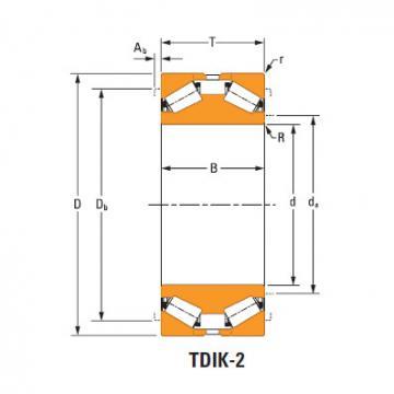 Tdik Thrust Tapered Roller Bearings nP452357 nP567439