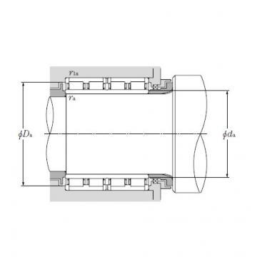 NTN Cylindrical Roller Bearings Four Row Bearing 4R13603 4R17201