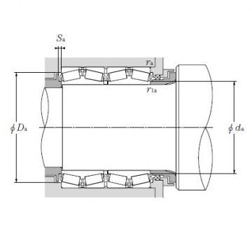 Bearing T-M252349D/M252310/M252310D