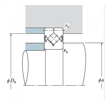 Bearing NSK ROLLER BEARINGS NRXT40035E