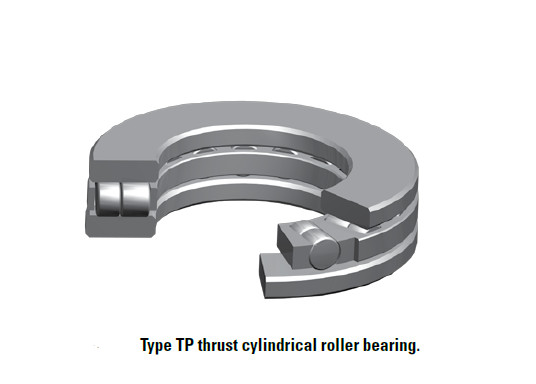 thrust cylindrical roller bearing 200TP172