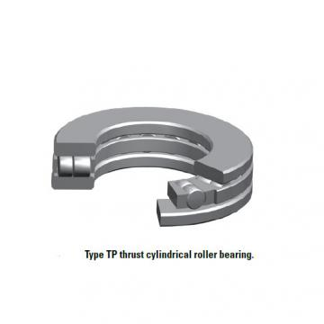 thrust cylindrical roller bearing 90TP139