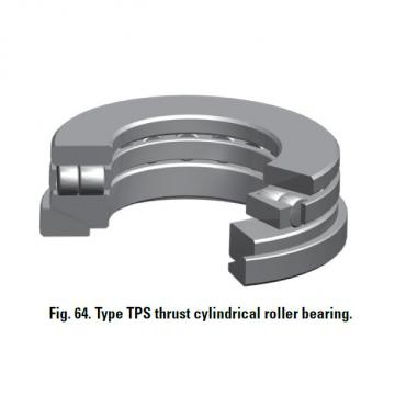 thrust cylindrical roller bearing 40TPS116