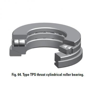 thrust cylindrical roller bearing 80TPS134
