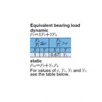 Bearing Spherical Roller Bearings 22256B