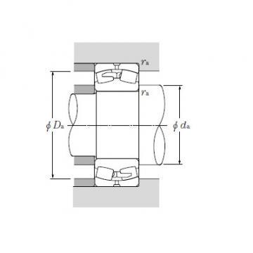 Bearing Spherical Roller Bearings 23196BK