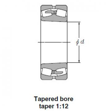 Bearing Spherical Roller Bearings 22234B