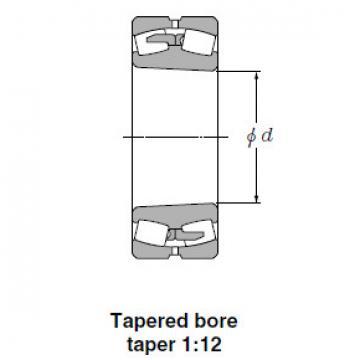 Bearing Spherical Roller Bearings 23022BK