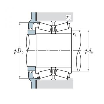 Bearing NSK Double Row L163149D/L163110+K