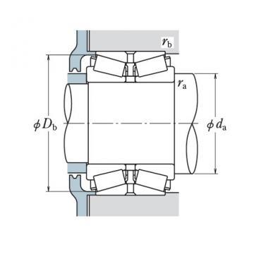 Bearing NSK Double Row M272749D/M272710+K