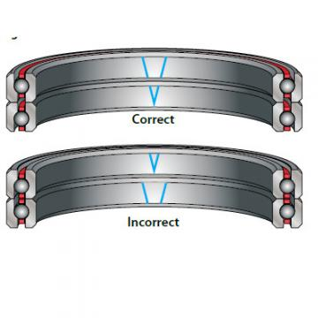 Bearing Thin Section Bearings Kaydon KB100CP0