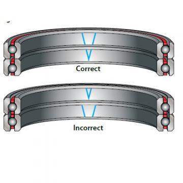 Bearing Thin Section Bearings Kaydon NA055XP0