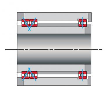 Bearing Thin Section Bearings Kaydon NF250CP0