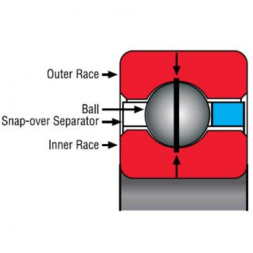 Bearing Thin Section Bearings Kaydon KF080CP0