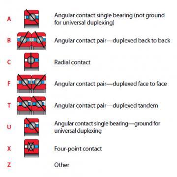 Bearing Thin Section Bearings Kaydon ND120AR0