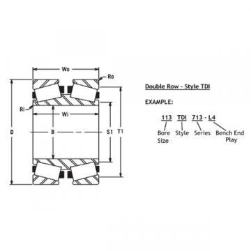 Bearing 100TDO215-2